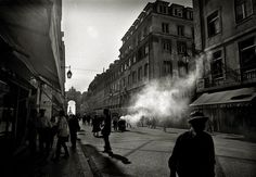 Andreas H. Bitesnich Street scene Lisbon Portugal />Included in the book TRAVEL Street Photography, Portrait Photography, Lisbon Portugal, Our World, Photo Art, Street View, Nude, Gallery, Travel