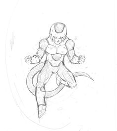 Frost Final Form sketch by BL-Sama on DeviantArt Dbz, Dragon Ball Z, Finals, Frost, Sketch, Deviantart, Drawings, Ideas, Dragons