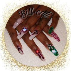 #nails art bill-cali
