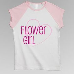 The youngest members of your bridal party will feel extra special wearing this Flower Girl / Junior Bridesmaid Cap Tee Shirt. How fun and pretty are these adorable tees? These gifts will show how much they mean to you, and your big day! Junior Bridesmaid Gifts, Flower Girl Gifts, Tee Shirts, Tees, Cap, Bridal, Pretty, How To Wear, Women