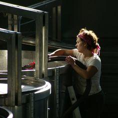 Eva Prim - Posiblemente la mejor enóloga del mundo, por lo menos para mosotros!