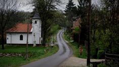 Hungary, Country Roads