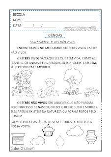 Mayara Figueredo Atividades De Ciencia Prova De Ciencias