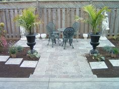 Making a little private space in your garden is a great idea, it gives you a space to relax and at the same time enjoy your garden!!  Unique Stone & Garden Decor 083 446 1488