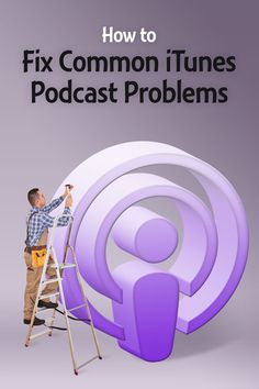 iTunes is the largest podcast directory and it powers many podcast apps. Here's how to fix the most common podcasting problems you may face with iTunes. Popular Social Media Apps, Social Media Tips, Best Mobile Apps, Podcast Tips, Starting A Podcast, Starting A Business, Successful Business, You Youtube, Pinterest Marketing