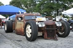 Anyone ever build a true Rat Rod? - AR15.Com Archive