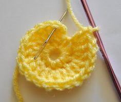 Learn to crochet - beginners tutorial