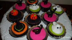 Cupcake Hallowen