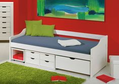 Sänkysarja FLORO 90x200 cm