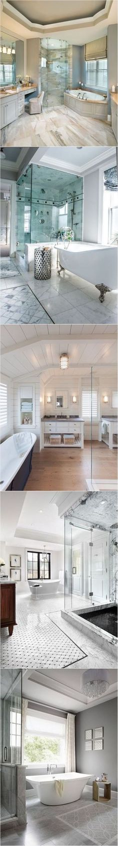 Gorgeous Modern Contemporary Bathroom Design Ideas