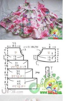 Best 11 Emilse sofía s 156 media analytics – Artofit – Page 324048135687282566 – SkillOfKing. Sewing Baby Clothes, Baby Sewing, Doll Clothes, Baby Girl Party Dresses, Little Girl Dresses, Kids Dress Patterns, Clothing Patterns, Clothing Ideas, Sewing For Kids