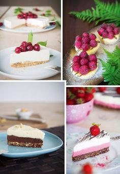 4 geile Desserts aus dem Kühlschrank - ganz ohne Ofen! Diese Torten gelingen, ohne sie zu backen! http://www.gofeminin.de/kochen-backen/torten-ohne-backen-d57345.html
