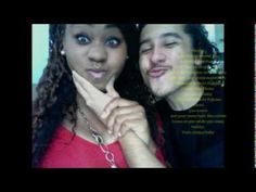 ▶ African & Hispanic love. Interracial relationships are beautiful ...3 years strong. I love you baby - YouTube