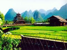 Campo en Guilin | In