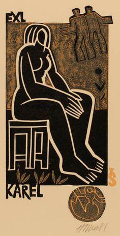 Miroslav Houra for Karel S., 1981