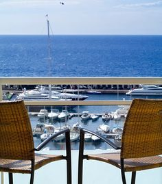 Oh yes I have...with stories to tell! Riviera Marriott Hotel Cap 'd Ail, Monaco.