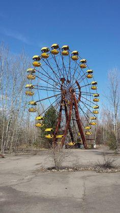 Cherynobl Circus  [3264x1836]