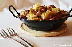 PATATAS ASADAS EN 5 MINUTOS Kung Pao Chicken, Potato Salad, Tapas, Nom Nom, Side Dishes, Food And Drink, Yummy Food, Yummy Yummy, Veggies