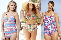 How to Choose the Perfect Swimsuit for Plus Size Women (Part 1) Although swimsuits for curvy women are beginning to evolve, and today, the selection is better than ever, sometime full-figured shapes still face difficulties in choosing the right bathing suit. Let's ...