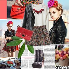 Blogger style with chicnova