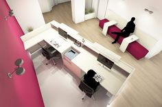 Classen Design - Individuelle Einrichtungslösungen für Büro, Objekt, Praxis und Ihr Zuhause - Rezeption