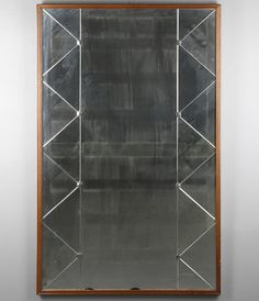Triangulated edging Walk In Wardrobe, Mirror, Room, Furniture, Home Decor, Built In Wardrobe, Bedroom, Decoration Home, Wardrobe Closet