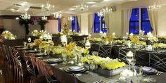 Midtown Loft & Terrace weddings in New York NY