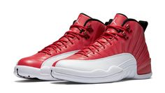 ac4161ade0cb31 Here Are The Official Images Of The Air Jordan 12 Gym Red This could be  found at Nike outlet store