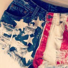 merica shorts