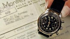 $48 000 For A Rolex Watch From World War II - CapeLux.com