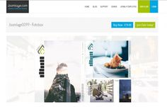 Fotobox - #responsive #Joomla #template that brings you a refreshing new look for your #site