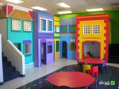 Garage Daycare Ideas - Inspirational Garage Daycare Ideas, Family Home Daycare Setup Inspired by Cube organizers Wall to Wall Preschool Decor, Preschool Rooms, Preschool Classroom, Home Daycare Rooms, Daycare Setup, Daycare Design, Daycare Ideas, Playroom Design, Kindergarten Design