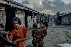 A displaced-persons camp in Rakhine State, where about 140,000 Rohingya, a Muslim minority, have been uprooted by sectarian conflict. (Photo: Tomás Munita for The New York Times)