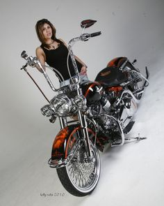 Post photos of you favorite modded Softail - Page 2 - Harley Davidson Forums
