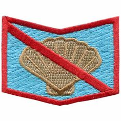 Shell Fish Allergy Patch