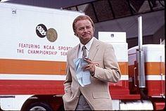 Jim Simpson, versatile sportscaster who helped launch ESPN, dies at 88