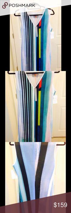 Selling this CLOVER CANYON Sleeveless Dress - NWT on Poshmark! My username is: 4fairness. #shopmycloset #poshmark #fashion #shopping #style #forsale #Clover Canyon #Dresses & Skirts