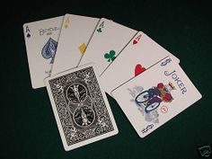 BMPOKERWORLD: Bicycle Machiavelli Playing Cards 2 Deck Set with Collectors Case