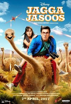 Jagga Jasoos full movie direct download free with high quality audio and video HD, MP4, DivX, HDrip, DVDrip, DVDscr, Bluray 720p as your required formats.