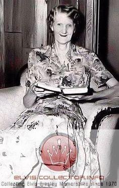Minnie Mae   Presley (aka: Dodger Elvis Grandmother and Vernon's' Mother)
