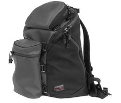 Smart Alec Backpack with Modular Pockets. Made in USA. >>> Excellent travel set up
