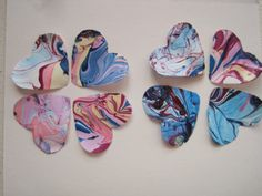 Made Out Of Things: Marbling on Paper