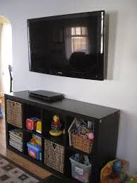 For the game room. How To Wall Mount TV and Hide Cords. Extremely detailed and so helpful! Makes me think we can do this cause I absolutely hate the cords showing. Living Colors, Diy Home Decor, Room Decor, Wall Mounted Tv, Basement Remodeling, Basement Ideas, Home Hacks, Home And Living, Living Room