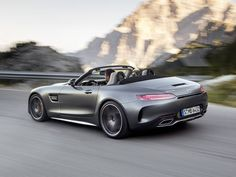 Before The Drive: Has AMG Built The Perfect Convertible Sports Car?