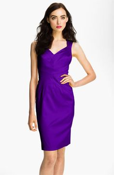 Jessica Simpson. Looks better on me than the model, I tried it on in champagne color but loving the purple!
