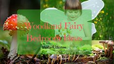 Woodland Fairy bedroom ideas, check out these magical ideas for your kids room!