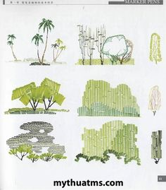 Architectural sketches 156218680812471459 - Drawing Architecture Architects 61 Best Ideas Source by arbolivier Landscape Architecture Drawing, Landscape Sketch, Landscape Drawings, Landscape Illustration, Landscape Design, Sketch Architecture, Tree Sketches, Drawing Sketches, Sketching