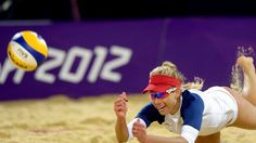 Pressure? Please. April Ross took home silver at the 2012 Olympics, and now she's heading back to Rio to compete for gold -- but first she talked body image, beach volleyball and bikini bodies.