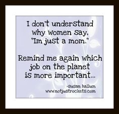 This reminds me of you & how much you love being with your boys! @Stephanie Close Rizzo #mom, #women, #stayhomemom