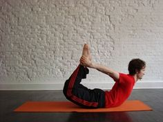 Bow Pose: How-to, Tips, Benefits - Yoga Poses for Beginners (Picture)